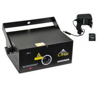 Анимационный лазерный проектор AS50RGB
