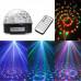 Светодиодный диско-шар LED Magic Ball 6 MP3