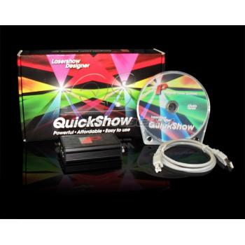 Контроллер ILDA Pangolin QuickShow FB3