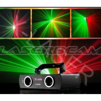 Красно-зеленый двухлучевой лазер D130RG