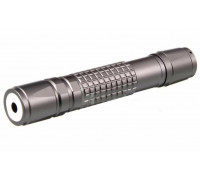 Зеленая лазерная указка 100 мВт с фокусировкой + 5 насадок