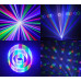 Анимационный лазерный 3D проектор AU35RGB