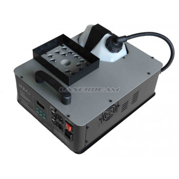 Дым машина с вертикальным выбросом и LED подсветкой