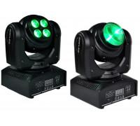Светодиодная вращающаяся голова 2Face Light RGBW