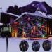 Уличная лазерная подсветка Garden Flower RGB 3D