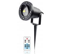 Уличная лазерная подсветка Garden RGB Xmas 8