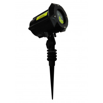 Уличная лазерная подсветка Garden Xmas RGB XL