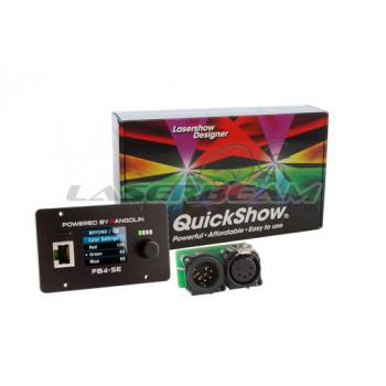 Контроллер ILDA Pangolin QuickShow FB4