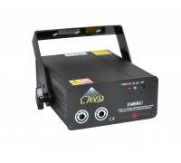 Лазерный эффект F600RG