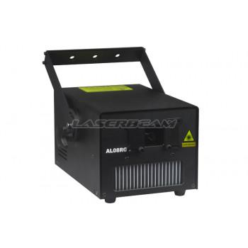 Анимационный лазерный проектор AL08RGB