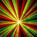 Трехцветный лучевой лазер C150RGY