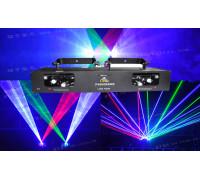 Многолучевой трехцветный лазер P4800RBGB