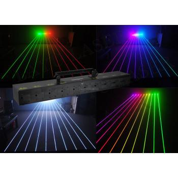 Линейный лазерный массив P60RGB3500