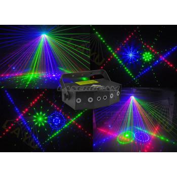 Лазерный эффект TF02RGB