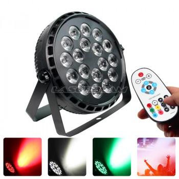 Светодиодный прожектор LED PAR 18x4