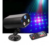 Портативная лазерная установка MINI36 LED