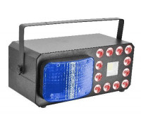Многолучевой эффект LED FX165