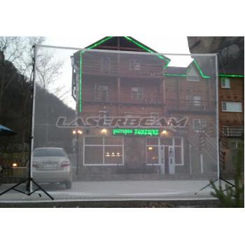 Лазерный проекционный экран
