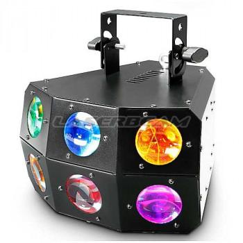 Многолучевой эффект LED FX220
