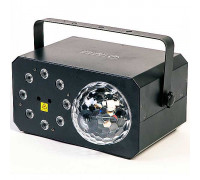 Многолучевой эффект LED FX100