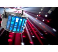 Светодиодный прибор Mini Derby 9