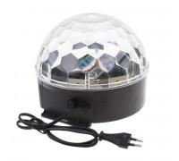 Светодиодный дискошар LED Magic Ball 6
