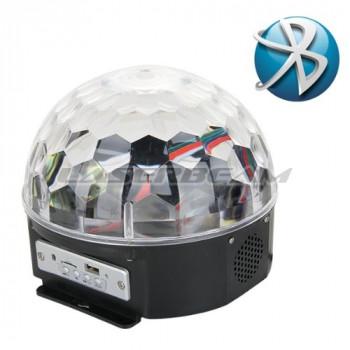 Светодиодный диско-шар LED Magic Ball 9 MP3 Bluetooth