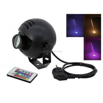 Светодиодный RGB прожектор PST-9 IR
