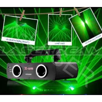 Зеленый двухлучевой лазер D50
