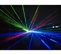 Лазерные очки Night Vision RGB