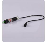 Зеленый лазерный модуль 30 мВт (линия)