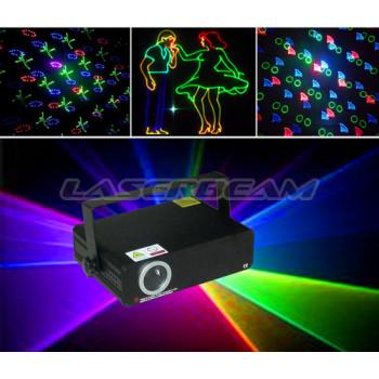 Анимационный лазерный 3D проектор RGB300SD